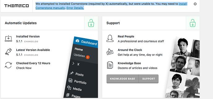 Slider Revolution + Cornerstone failed - Support - Apex Forum