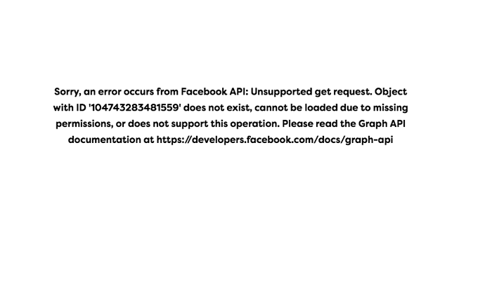 The Grid plugin and Facebook group feed issue - Support