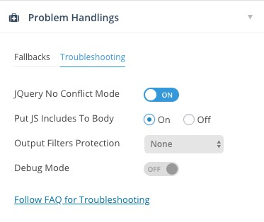 Troubleshooting - Revolution Slider - KB - Apex Forum