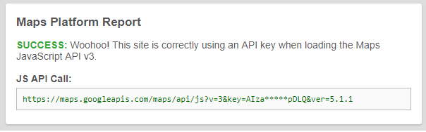 Google maps not working on site - Support - Apex Forum