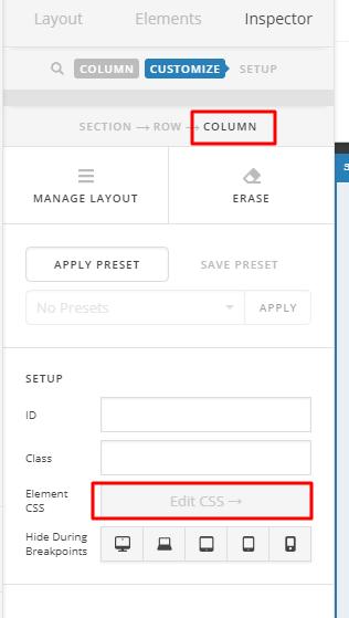 Split row into custom columns - Support - Apex Forum