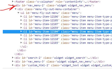 HEADER - Content Area Off Canvas - not parsing shortcode