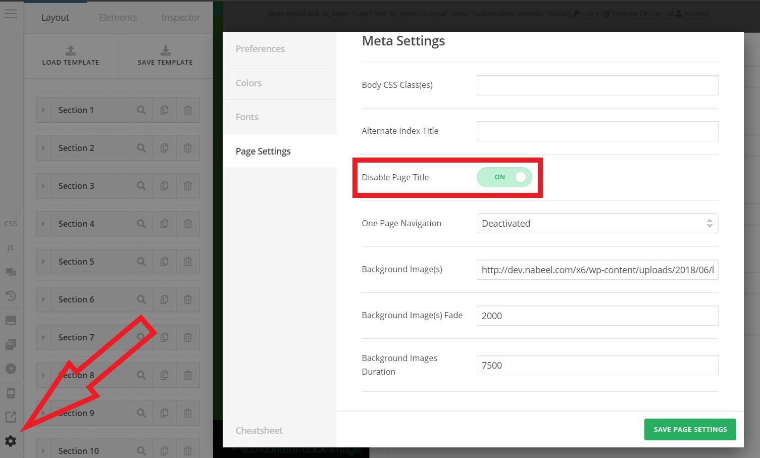 Ethos spacing issue - Support - Apex Forum