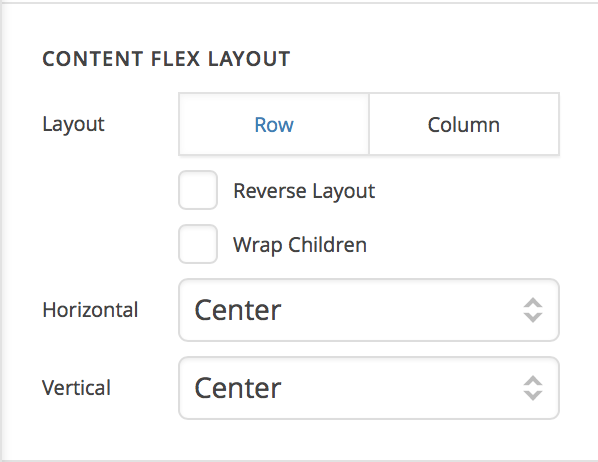 Flex Box for Buttons - Support - Apex Forum